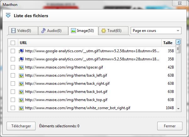 Le Clic de MaXoE: Maxthon 3